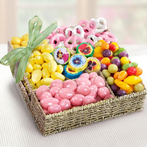 Celebrate Spring Sweet Treats Basket