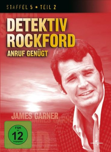 Detektiv Rockford - Staffel 5, Teil 2 [3 DVDs]
