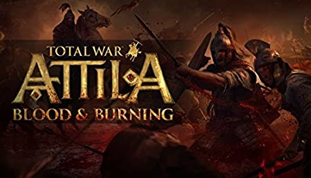Total War ATTILA: Blood and Burning Pack  [Online Game Code]