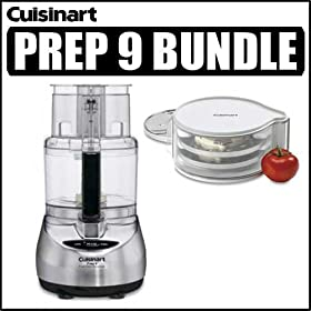 Cuisinart Dlc 2009CHB Prep 9 Food Processor With Dlc-Dh Discs