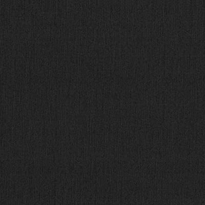 Graham Brown Rocco Plain Wallpaper Black by Graham & Brown