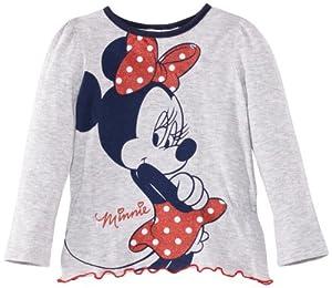 Disney HM1091 - Camiseta de manga larga para niña