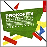 Prokofiev: Lieutenant Kijé, Suite from Stone Flower, Autumnal, Andante, Dreams