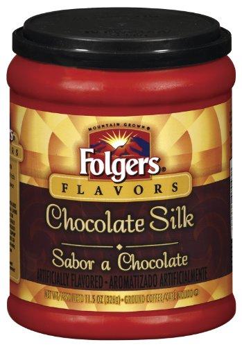 folgers-chocolate-silk-coffee-115-ounce