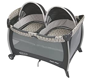 Graco Pack 'N Play with Twins Bassinet, Vance