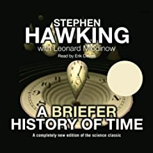 A Briefer History of Time Audiobook by Stephen Hawking Narrated by Erik Davies