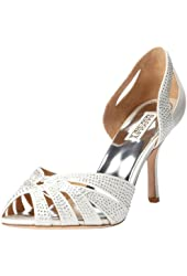 Badgley Mischka Women's Tatiana D'Orsay Pump