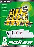 echange, troc Hits Jeux 2008 - 5 Jeux de Poker