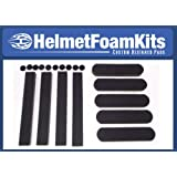 Replacement Foam Helmet Pads Universal Kit Bicycle Cycling Skating