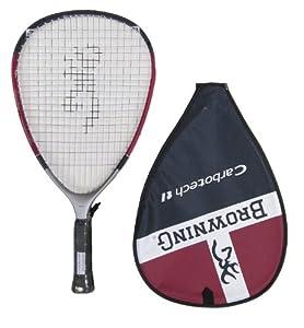 Browning CarboTech Ti Racketball Racket RRP £100