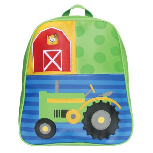 preschool backpacks for boys: Tractor Backpack