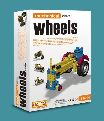 Mechanical Science - Las ruedas y los ejes