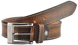 Midas Men's Belt (CLB546_38 , Tan)
