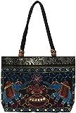 Craftshraft Women's Shoulder Bag (Black)