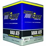 Royal Purple (06320-6PK) Max ATF High Performance Synthetic Automatic Transmission Fluid - 1 Quart, (Case of 6)