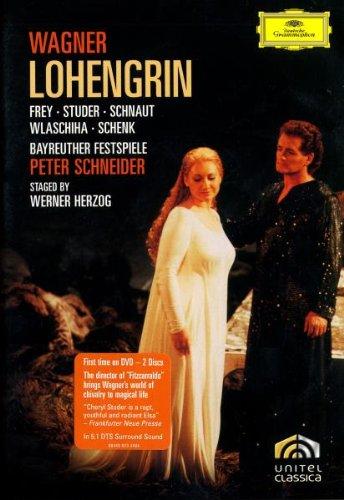 Lohengrin (P.Schneider) - Wagner - DVD