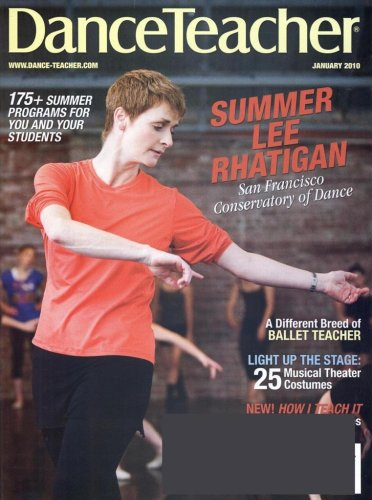 Dance Teacher (1-year auto-renewal)