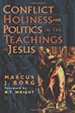 Image of Conflict, Holiness, and Politics in the Teachings of Jesus