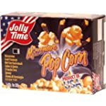 Jolly Time Mikrowellenpopcorn mit K�s...