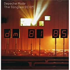 The Singles 81>85 - Depeche Mode