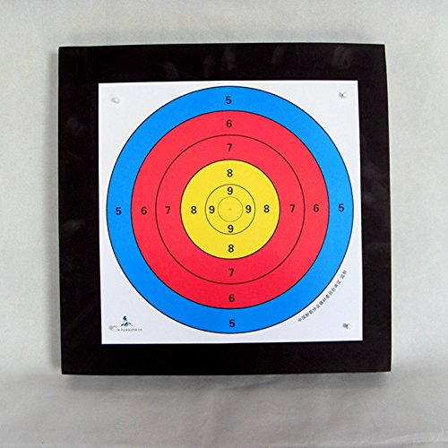 Assolar® Outdoor Professional Archery Target 50*50*5CM perfect for Daily Shooting Practice (Professional Archery Targets compare prices)