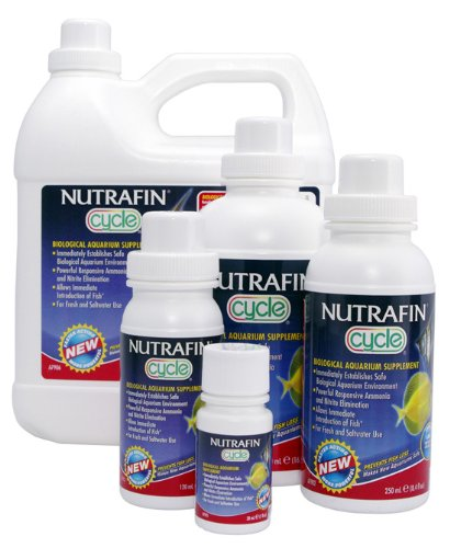Nutrafin Cycle Bio Filter Supplement - 4.1 Oz