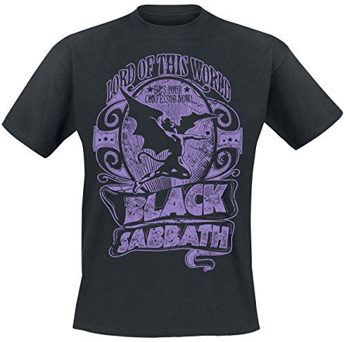 Black Sabbath Lord Of This World T-Shirt
