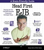 Head First EJB (Brain-Friendly Study Guides; Enterprise JavaBeans)