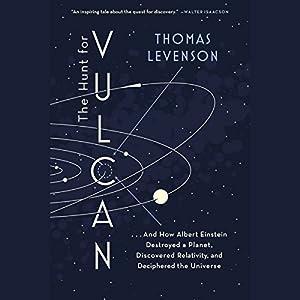 The Hunt for Vulcan Hörbuch