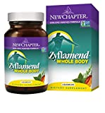 New Chapter Zyflamend Whole Body, with Turmeric and Ginger - 120 Soft Gels