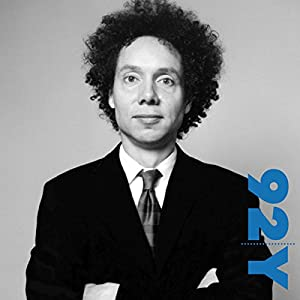 Malcolm Gladwell with Robert Krulwich at the 92nd Street Y Speech