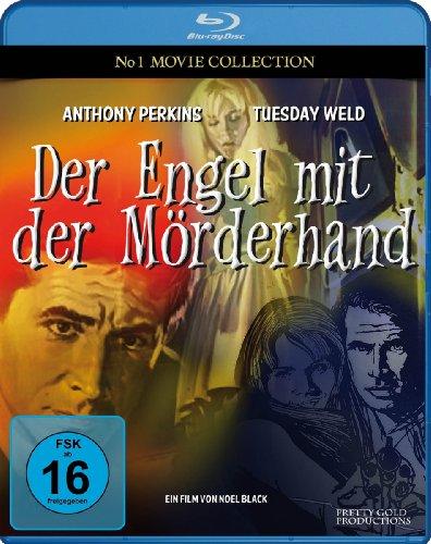 Der Engel Mit Der Mörderhand [Blu-ray]