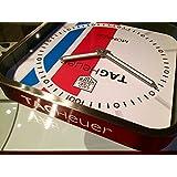 Tag Heuer Monaco Dealer Showroom Wall Clock