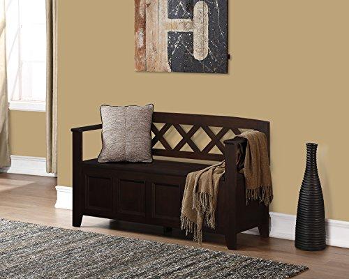 Stein World Furniture Delphi Sofa Table White