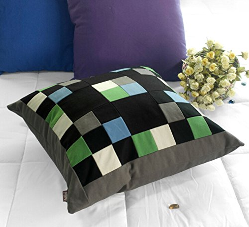Stripe Dekorative Kissen [Dekorative Kissen] Baumwollkissen Multicolor -