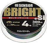 ダイワ(Daiwa) ライン 棚センサーブライト+Si 4.0号  300m