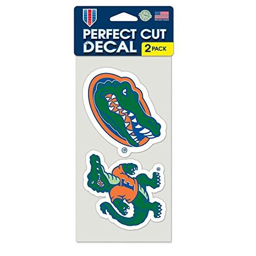 Florida Gators Set Of 2 Die Cut Decals front-831295