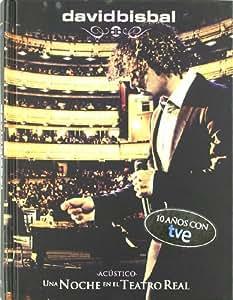 Una noche en el teatro real (cd + dvd)