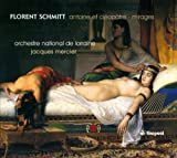 echange, troc  - Florent Schmitt : Antoine et Cléopâtre - Mirages