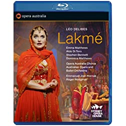 Delibes: Lakme [Blu-ray]