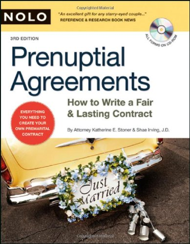 Prenuptial Agreements in California
