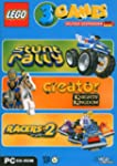 Lego 3 Games Pack (Stunt Rally / Crea...