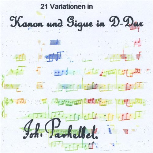 Babushka's Bbq: Kanon Und Gigue in D-Dur Variation 9