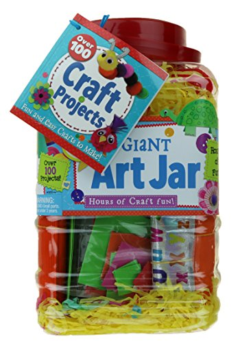 Bendon Kids Giant Art Jar - Over 100 Craft Projects (Jar Art compare prices)