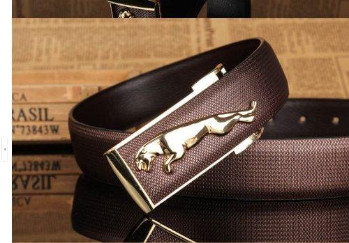 mens-fashion-genuine-leather-belt-golden-jaguar-buckle