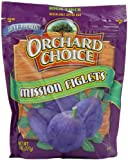 Blue Ribbon Orchard Choice Mission Figlets, 8-Ounce Bags (Pack of 6)