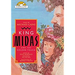 King Midas and the Golden Touch, Told by Michael Caine with Music by Ellis Marsalis, Featuring Yo-Yo Ma