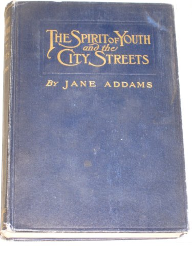 Image for The SPIRIT Of YOUTH and the City Streets.