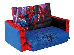 Spiderman Inflatable Tween Flip Out Sofa Aufblasbare bei aufblasbar.de
