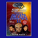 Star Trek, The Next Generation: Triangle: Imzadi II (Adapted) Audiobook by Peter David Narrated by Robert O' Reilly